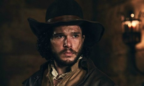 Kit Harington's next project is a BBC period drama called Gunpowder