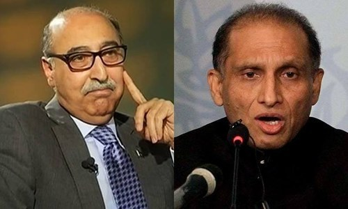 'Jealousy has no remedy,' says Aizaz Chaudhry in response to Abdul Basit's 'rude' letter
