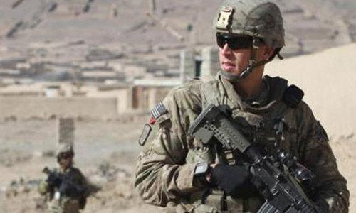 Pentagon begins sending troops to Afghanistan