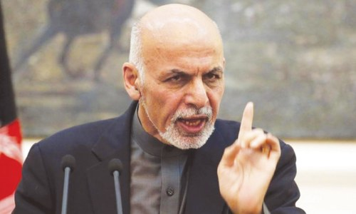 Afghanistan ready for talks with Pakistan