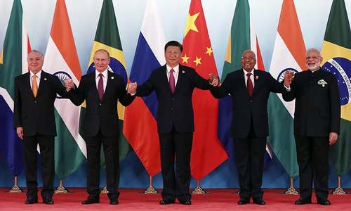 BRICS leaders meet in shadow of North Korea nuclear test