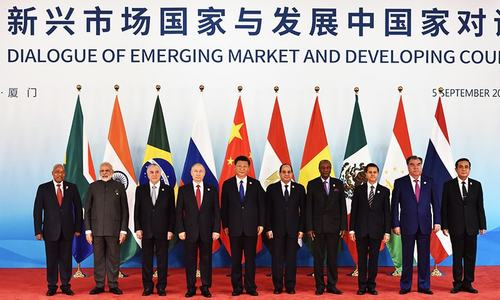 BRICS name militant groups as regional security concern