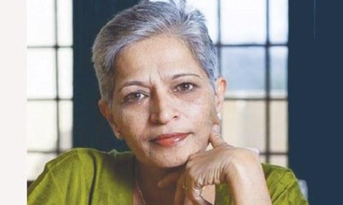 Indian journalist, critic of Hindutva, shot dead
