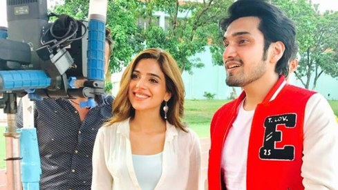 Uzair Jaswal is gearing up for the release of his new music video, 'Khazana'