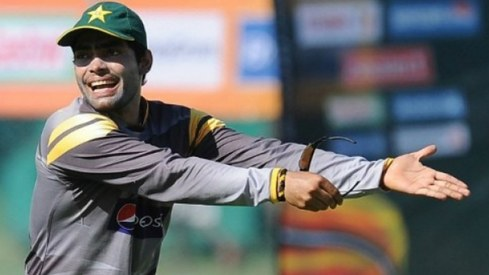 Are Umar Akmal's gym videos a low-key appeal to the PCB?