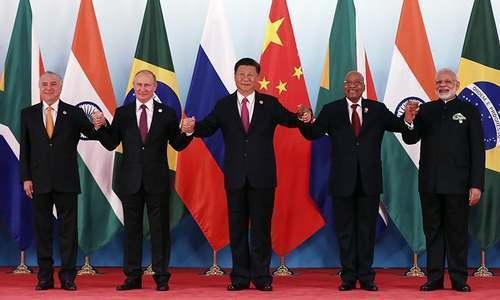 BRICS declaration
