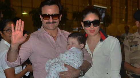 I don't want Taimur to be looked upon as a star kid: Kareena Kapoor