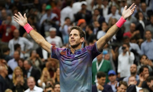 Del Potro wrecks Federer's hopes of first Nadal NY showdown
