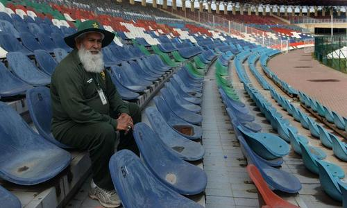 World XI Tour: Tales of tragedy, triumph from  Qadhafi Stadium