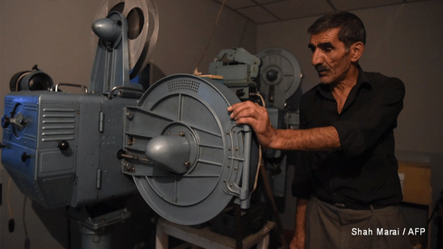 Afghanistan's 7,000 lost films, hidden from the Taliban, go digital