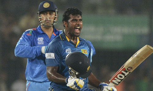 Thisara excited  to be part of World XI for Pakistan series