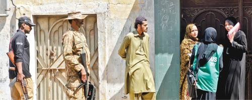 STATISTICS: THE KARACHI-LAHORE CENSUS CONUNDRUM