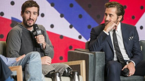 Jake Gyllenhaal plays a Boston Marathon bombing survivor in 'Stronger'