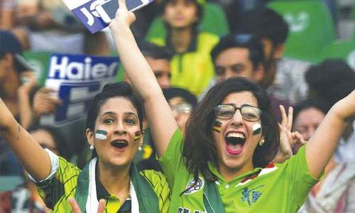 World XI series is a historic coming together of the cricket community in support of Pakistan