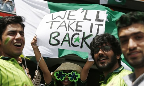 'Terrorists cannot win and cricket must not give up on Pakistan'