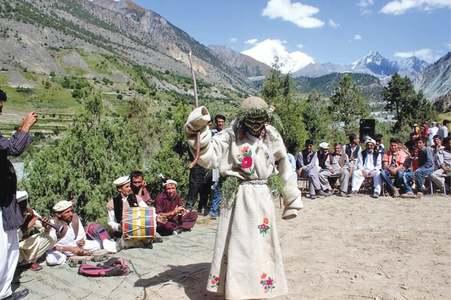 Ancient festival celebrated in Gilgit