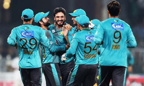 Pakistan thrash World XI by 20 runs in Independence Cup opener in Lahore
