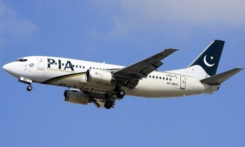 Minister tells Senate ex-PIA CEO took plane to Germany