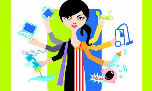 Mom's top five digital trends