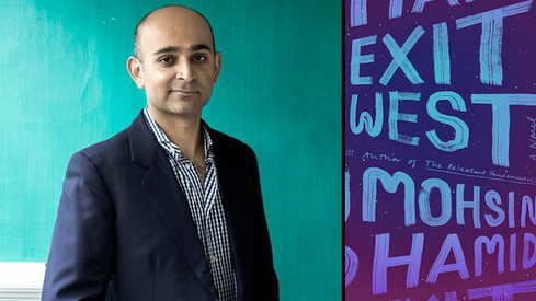 Mohsin Hamid's Exit West shortlisted for Man Booker Prize