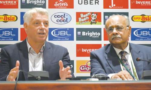 World XI visit to pave the way for profitable international series in future: Sethi