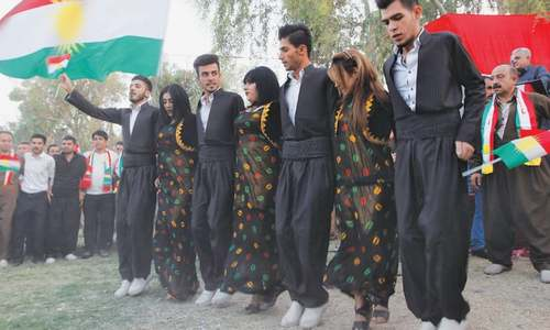 Iraq's Kurds have earned their right to independence