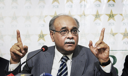 Pakistan will host West Indies in November for a three-match T20 series: Sethi