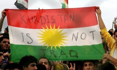Turkey warns Kurdish referendum 'will have a cost'