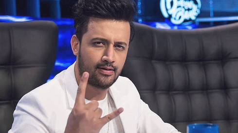 Atif Aslam was the best judge on Pepsi Battle of the Bands