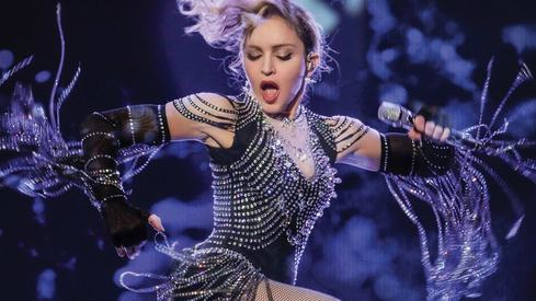 Madonna wants to reinvent pop tours