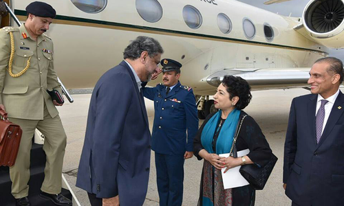 اقوامِ متحدہ کے اجلاس میں شرکت کیلئے وزیر اعظم نیویارک میں