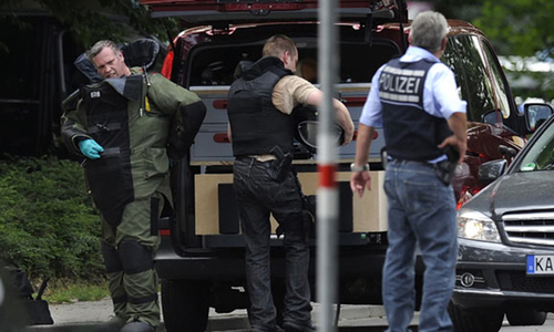Pakistani man arrested in Spain on suspicion of 'promoting terrorism'