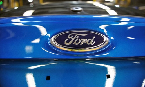 Ford to tie up with India's Mahindra, eyes access to huge market