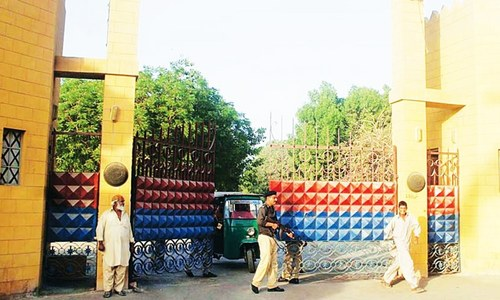 90 'high-profile militants' shifted to other jails from Central Prison Karachi