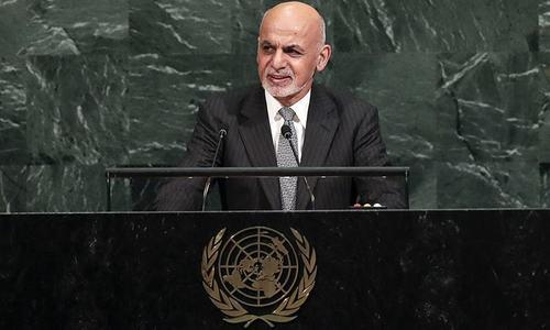 پاکستان انتہاپسندی کےخاتمے کیلئےمل کر کام کرے: افغان صدر کی اپیل