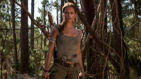 Will the Tomb Raider reboot break the spell of bad videogame movies?