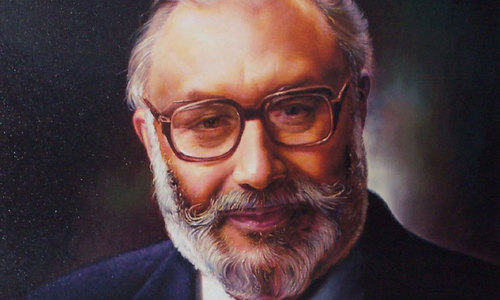 Dr Abdus Salam's bust unveiled at IAEA Headquarters