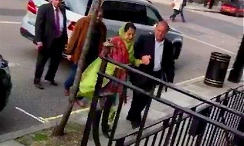 Kulsoom Nawaz reaches London hospital for third surgery