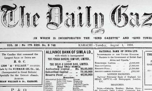 Of gazettes and chronicles: how English press developed in colonial India