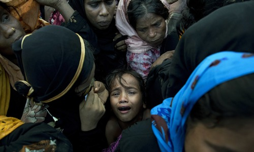 US gives $32m aid for Rohingya 'mass exodus'