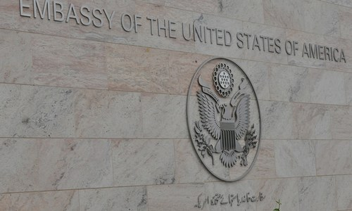 'CDA approved new US embassy building in 2012'