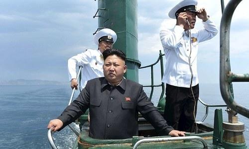 North Korea shrugs off Trump's 'total destruction' threat as a 'dog's bark'