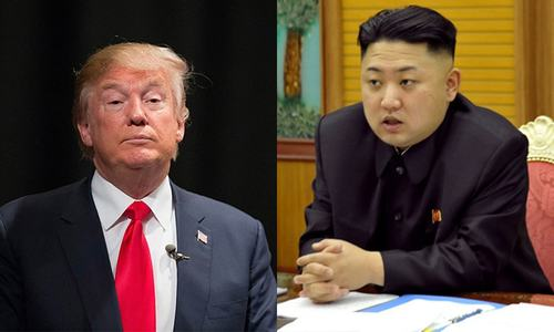 North Korea shrugs off Trump's 'total destruction' threat as a 'dog's bark'