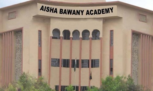 Aisha Bawany College reopens on SHC order
