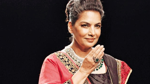 Urdu has always been the language of the heart: Shabana Azmi