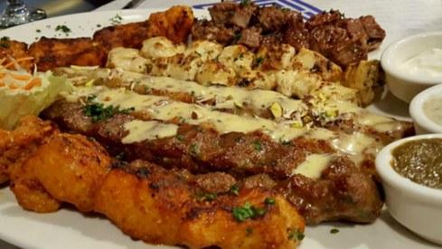 Weekend Grub: Figaro Grill will make you a fan of Lebanese cuisine