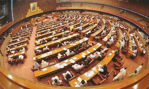 Senate passes Election Bill 2017