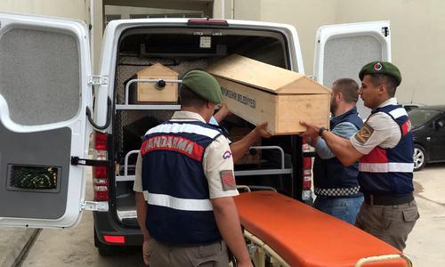 15 dead as migrant boat sinks off Turkey's Black Sea coast