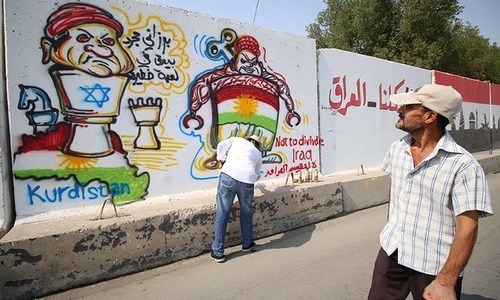 Pressure grows on Iraqi Kurds to scrap independence vote