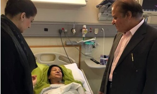 Maryam says mother discharged from hospital after third surgery